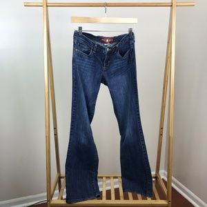 Lucky Brand • Sweet n Low Boot Cut Jeans Size 6/28
